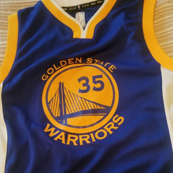 newest collection 280e9 50165 Kevin Durant Warriors Jersey